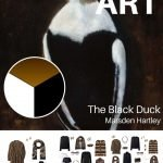 CREATE A TRAVEL CAPSULE WARDROBE INSPIRED BY ART: THE BLACK DUCK BY MARSDEN HARTLEY
