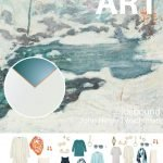 START WITH ART: BUILDING A TRAVEL CAPSULE WARDROBE BASED ON ICEBOUND BY JOHN HENRY TWACHTMAN