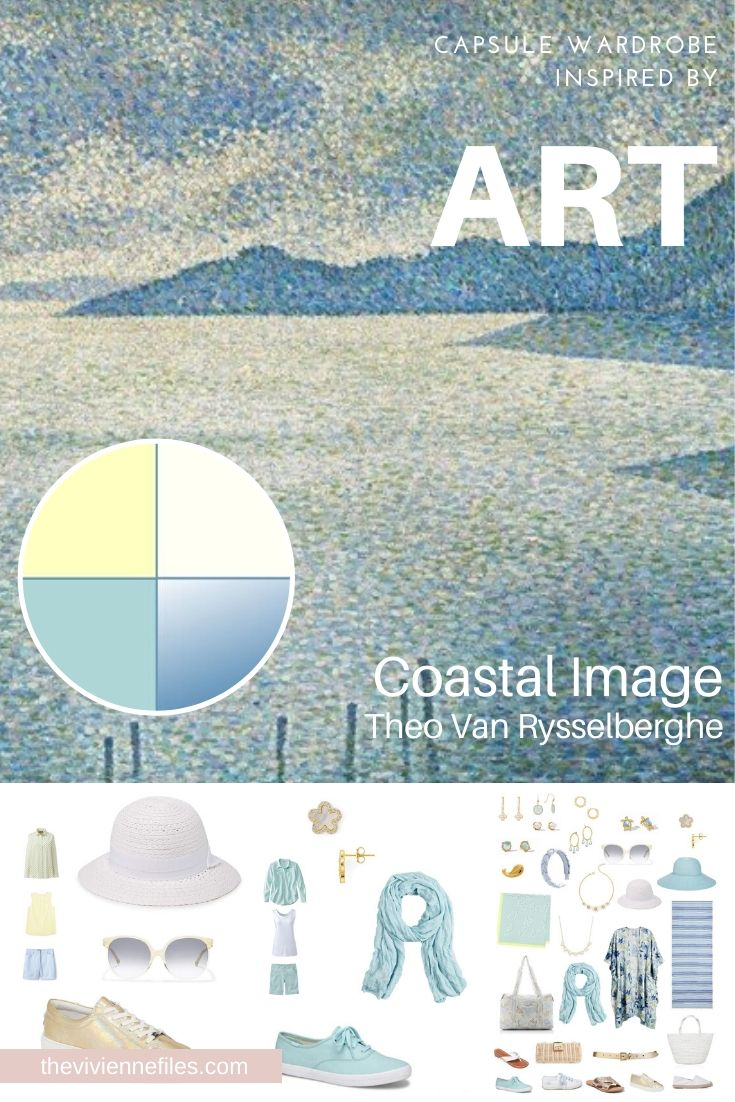 ADDING ACCESSORIES: COASTAL IMAGE BY THEO VAN RYSSELBERGHE