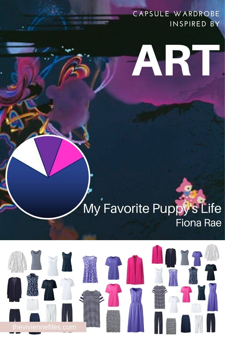 START WITH ART: MY FAVORITE PUPPY'S LIFE BY FIONA RAE