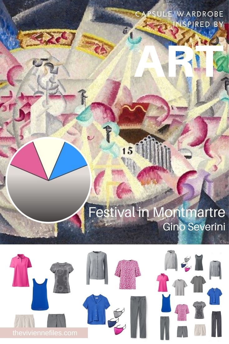 START WITH ART: REVISITING FESTIVAL IN MONTMARTRE BY GINO SEVERINI