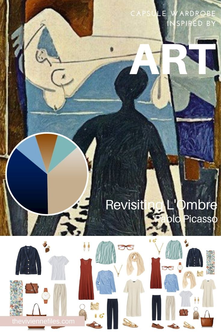 START WITH ART: REVISITING L'OMBRE BY PABLO PICASSO