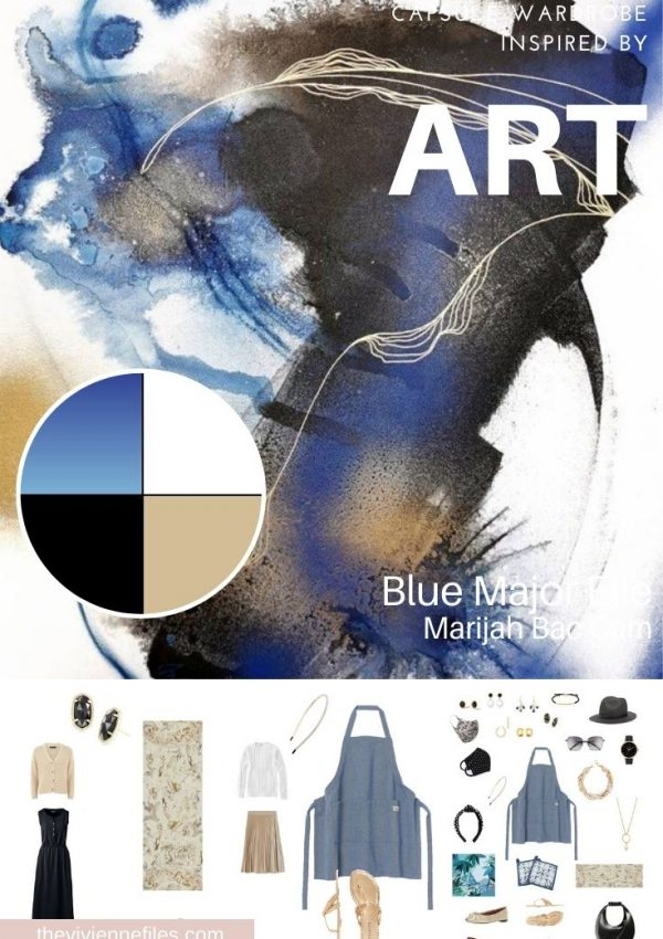 ACCESSORIES! REVISITING BLUE MAJOR ELLE BY MARIJAH BAC CAM