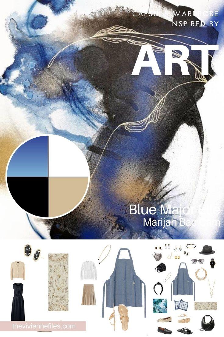 ACCESSORIES! REVISITING BLUE MAJOR ELLE BY MARIJAH BAC CAM