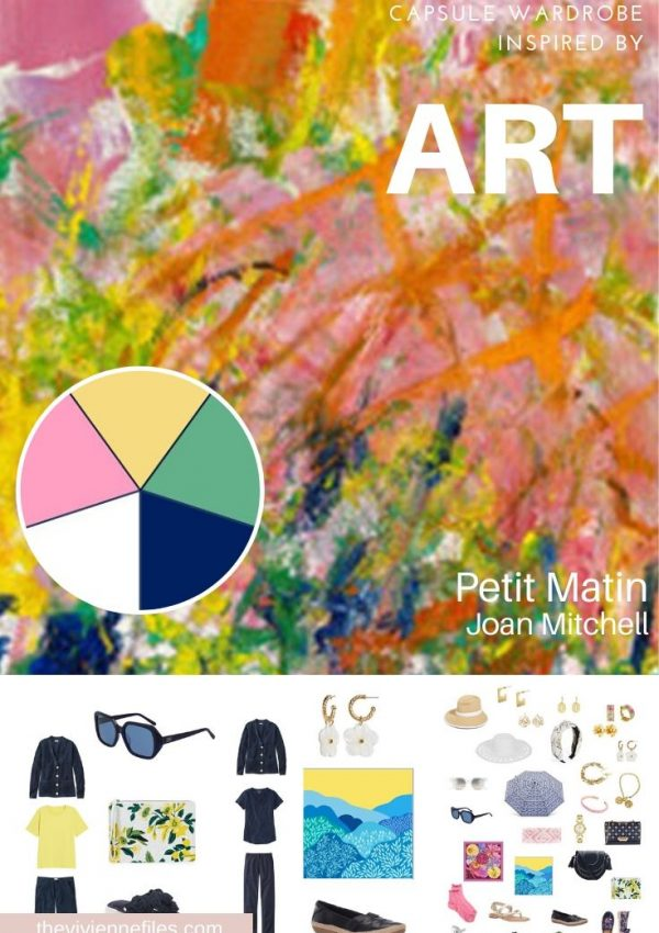 ACCESSORIES! REVISITING PETIT MATIN BY JOAN MITCHELL