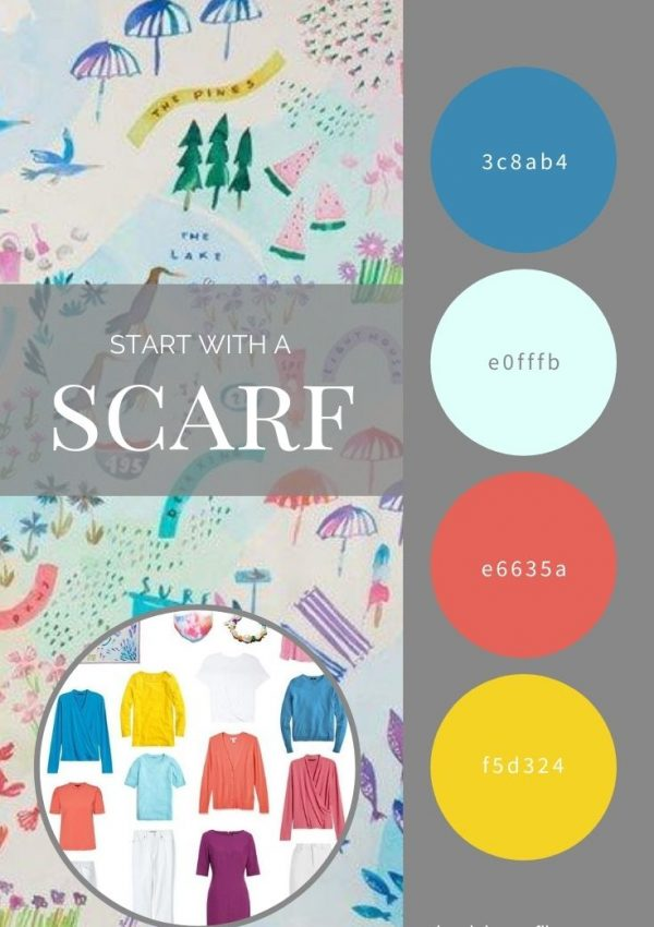 START WITH A SCARF_ REVISITING THE BEACH ROADTRIP SCARF BY KATE SPADE NEW YORK