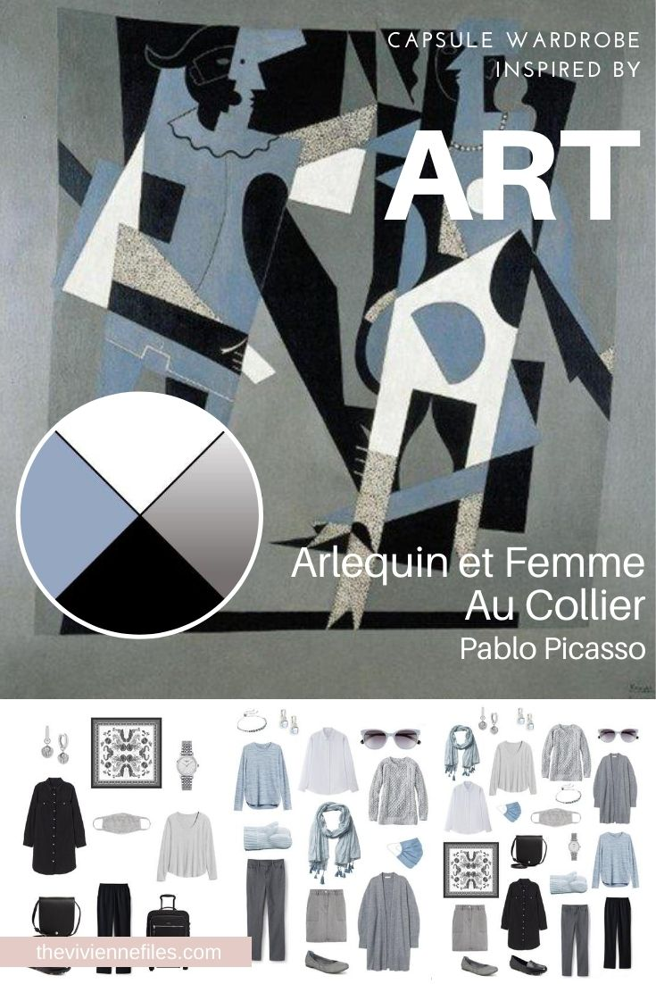 START WITH ART: REVISITING ARLEQUIN ET FEMME AU COLLIER BY PICASSO
