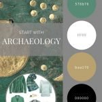 START WITH ARCHAEOLOGY - BUILDING A TRAVEL CAPSULE WARDROBE BASED ON THE NEBRA SKY DISC