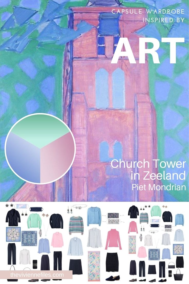 START WITH ART: REVISITING CHURCH TOWER IN ZEELAND BY PIET MONDRIAN