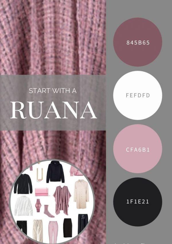 START WITH A RUANA_ ECHO SMOKED LILAC TWEED RUANA