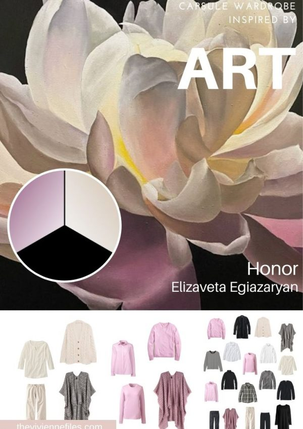 START WITH ART: HONOR BY ELIZAVETA EGIAZARYAN