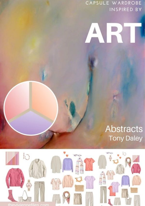 START WITH ART_ ABSTRACTS BY TONY DALEY