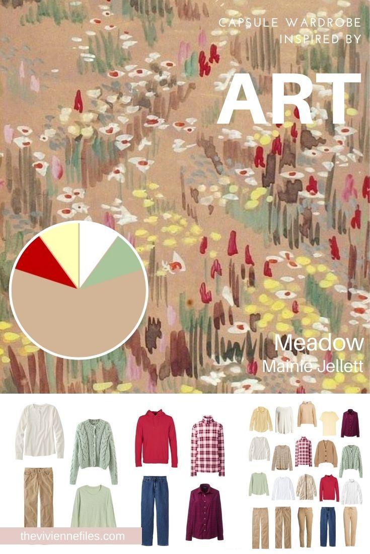START WITH ART: MEADOW BY MAINIE JELLETT