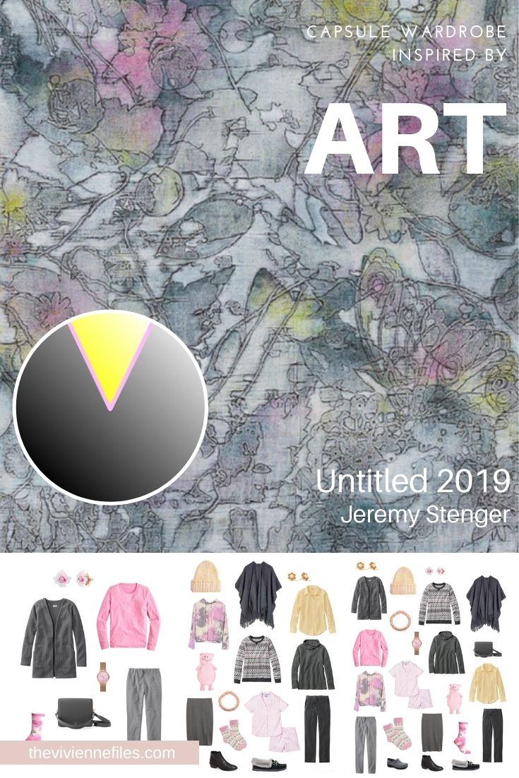 START WITH ART: UNTITLED 2019 BY JEREMY STENGER