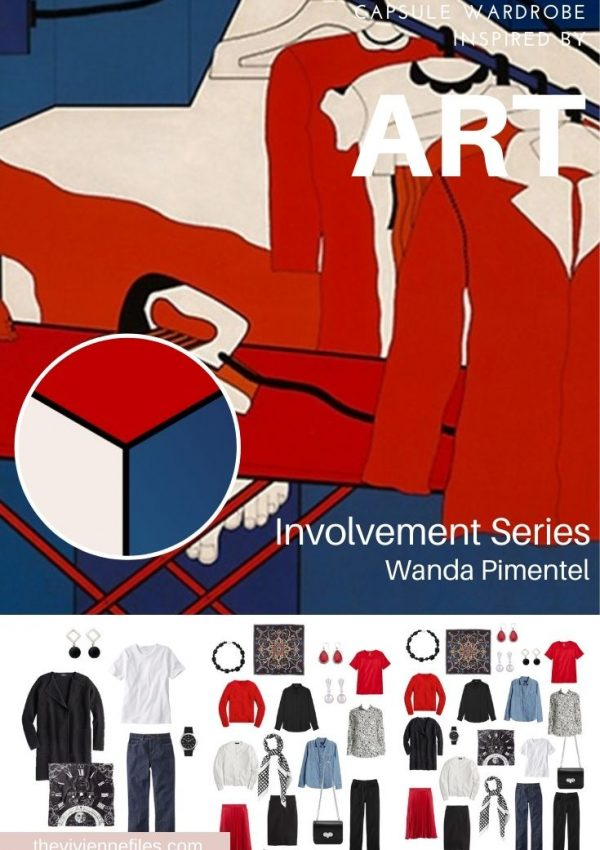 START WITH ART: INVOLVEMENT SERIES BY WANDA PIMENTEL