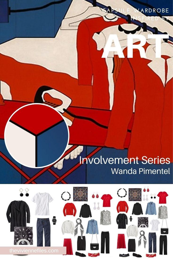 START WITH ART: INVOLVEMENT SERIES BY WANDA PIMENTEL