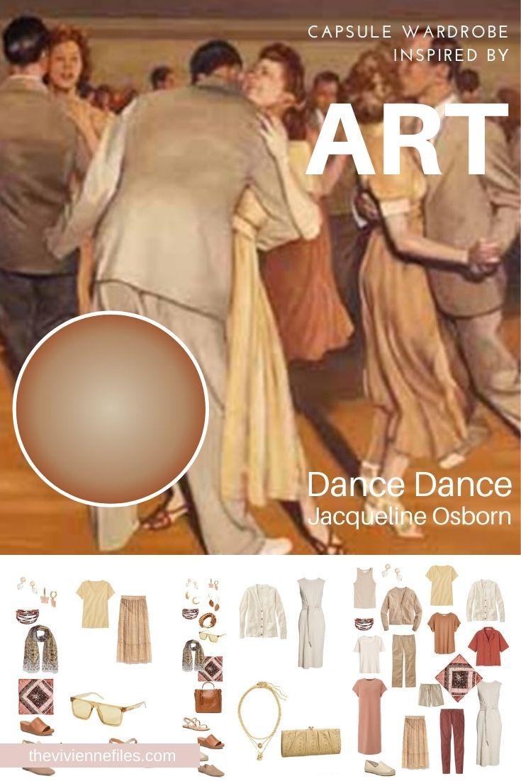 ACCESSORIES! REVISITING DANCE DANCE BY JACQUELINE OSBORN