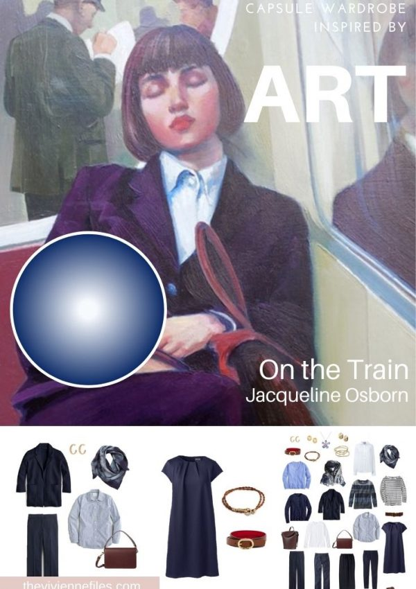 START WITH ART_ ON THE TRAIN BY JACQUELINE OSBORN