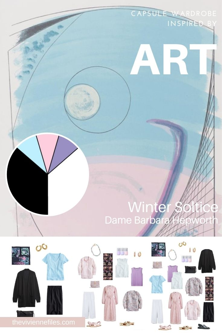 START WITH ART: WINTER SOLSTICE BY DAME BARBARA HEPWORTH