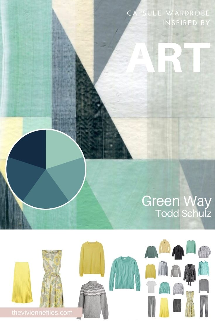 START WITH ART GREEN WAY BY TODD SCHULZ, AND THINKING ABOUT A KEYNOTE 10