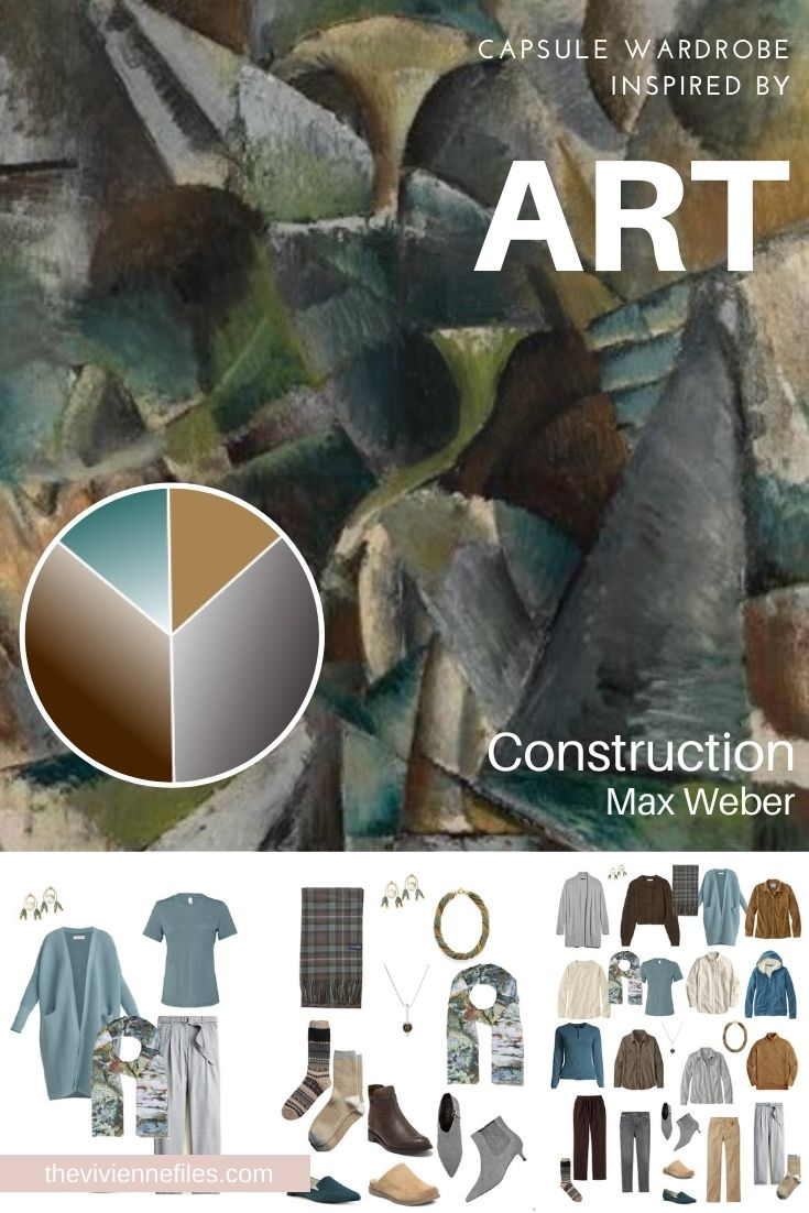 START WITH ART CONSTRUCTION BY MAX WEBER
